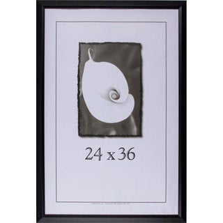 Black Wide Picure Frame 24x36