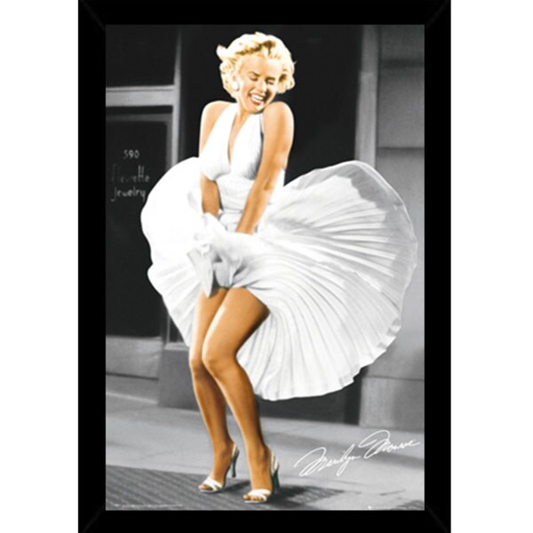 Shop Marilyn Monroe - Seven Year Itch Print (24-inch x 36-inch) with ...