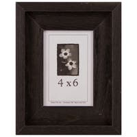 Appalachian Barnwood Picture Frame 4x6