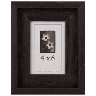 Appalachian Barnwood Picture Frame 4x6