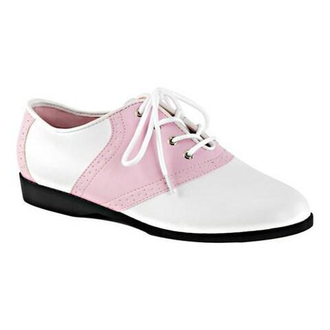 Women's Funtasma Saddle 50 Baby Pink/White PU