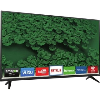 "VIZIO D D55U-D1 55"" 2160p LED-LCD TV - 16:9 - 4K UHDTV - Black"
