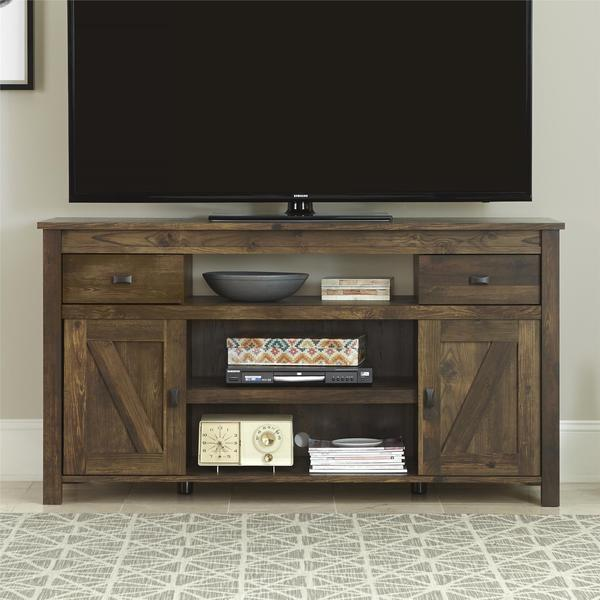 Shop The Gray Barn Latigo 60 Inch Tv Stand Free Shipping Today