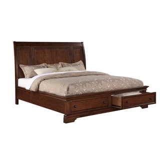 American Traditional Storage Bed