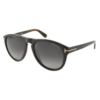 Tom Ford TF0347 Kurt Men's Aviator Sunglasses