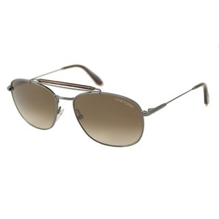 Tom Ford TF0339 Marlon Men's Aviator Sunglasses