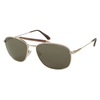 Tom Ford TF0339 Marlon Men's Aviator Sunglasses