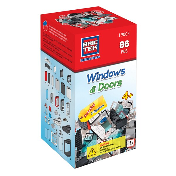 Brictek Doors And Windows Kit