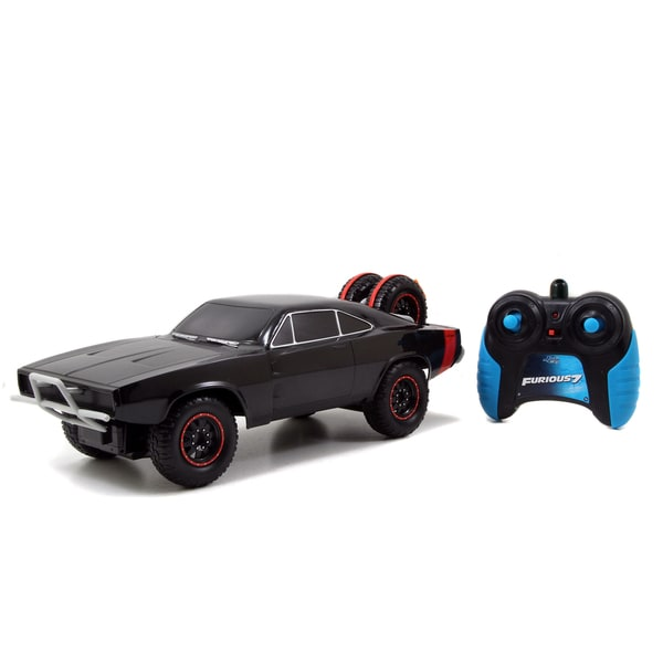 jada toys fast and furious 1 16 rc 1970 dodge charger free shipping on orders over 45. Black Bedroom Furniture Sets. Home Design Ideas