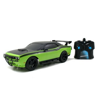 Jada Toys Fast and Furious 1/16 RC Dodge Challenger