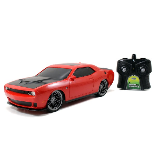 Jada Toys HyperChargers BIGTIME Muscle Dodge Hellcat