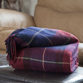 Windsor Home Cashmere-like Throw Blanket