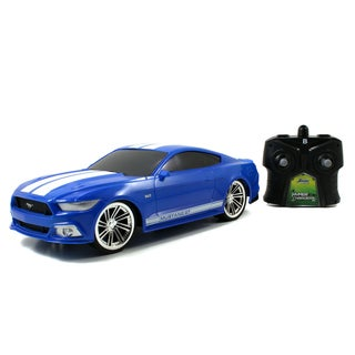 Jada Toys HyperChargers BIGTIME Muscle Ford Mustang