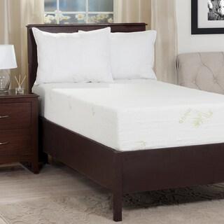 Windsor Home 10-inch Full-size Gel Top Memory Foam Mattress