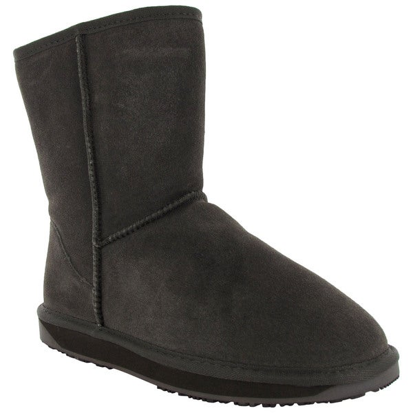 BooRoo Womens Eva Suede Merino Wool Winter Snow Boots - Free ...