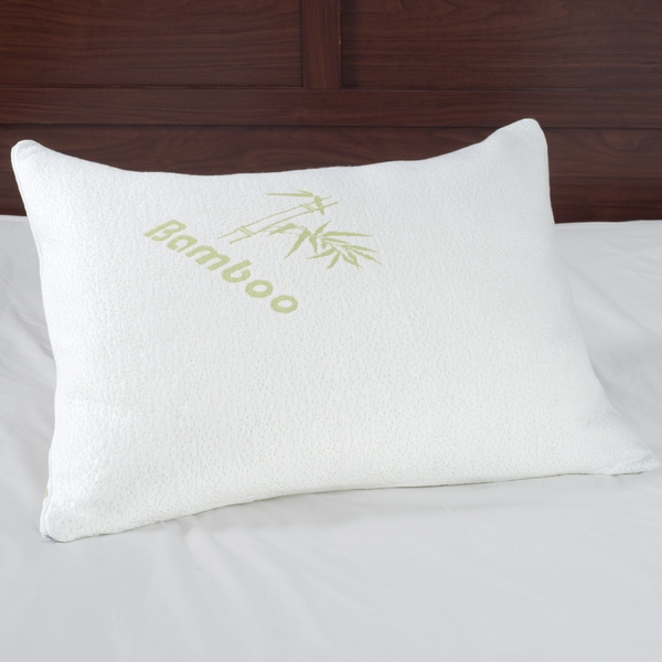 Windsor Home Memory Foam Pillow by Remedy (Set of 2)