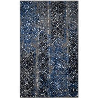 Safavieh Adirondack Vintage Boho Silver/ Multicolored Rug (2'6 x 4')