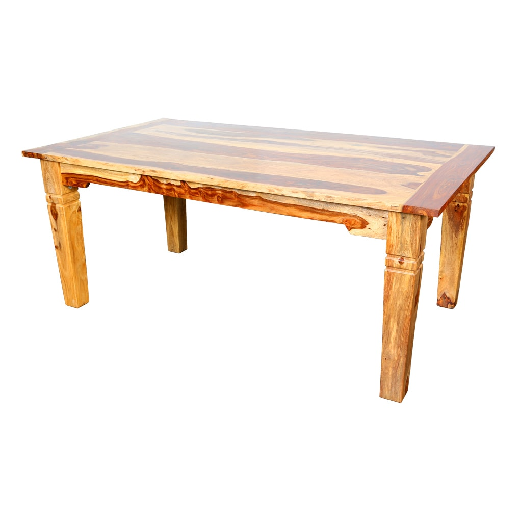 Porter Taos Solid Sheesham Wood 72-inch Dining Table (Ind...