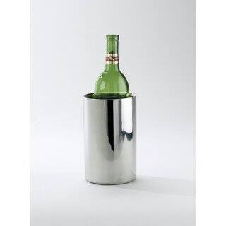 Elegance Hammered Double Wall Stainless Steel Wine Cooler|https://ak1.ostkcdn.com/images/products/10618974/P17689365.jpg?impolicy=medium