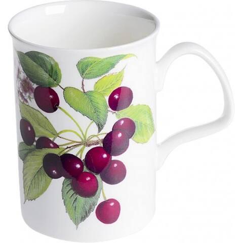 Roy Kirkham Lancaster Mug - Cherry (Set of 6)