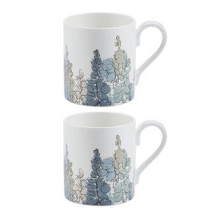 Roy Kirkham Larch Mug - Fairfield Blue (Set of 6)