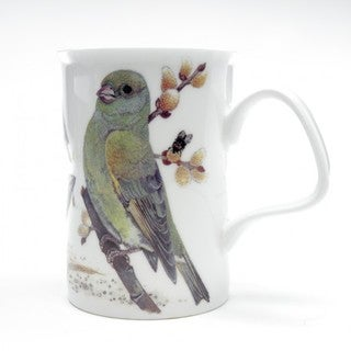 Roy Kirkham Lancaster Mug - Garden Birds (Set of 6)