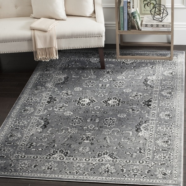 Shop Safavieh Vintage Oriental Dark Grey Light Grey