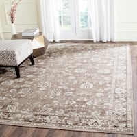 Safavieh Artisan Vintage Brown Distressed Area Rug - 8' x 10'