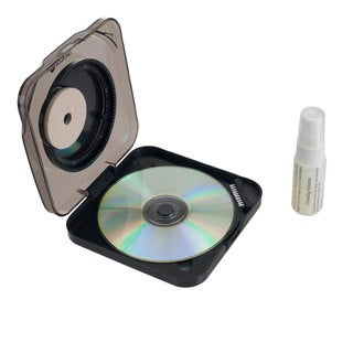 Radial DVD/CD Cleaning System by Kinyo