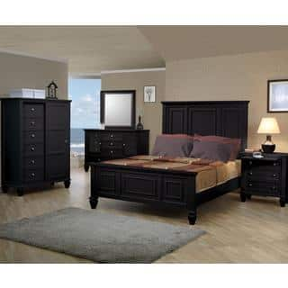Buy Black Bedroom Sets Online at Overstock.com | Our Best Bedroom ...