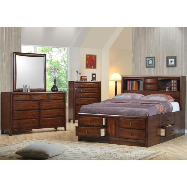 Chelsey 6 Piece Bedroom Set