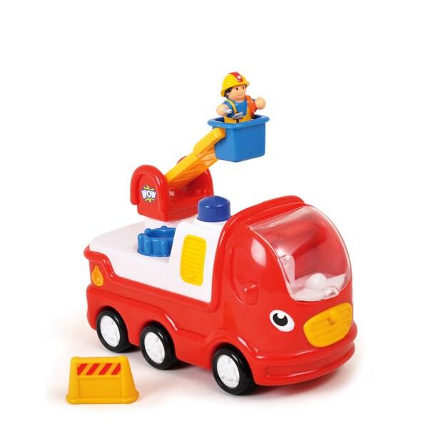 WOW Toys Ernie Fire Engine Play Set