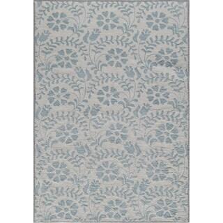 "Palma Swirl Floral Rug (7'9"" x 9'9"")"