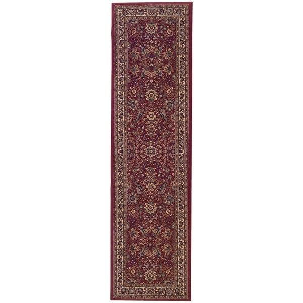 Gracewood Hollow Flanagan Persian Flair Rug
