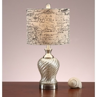 Julliet Table Lamp (Set of 2)