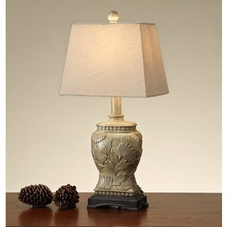 Floral Table Lamp (Set of 2)