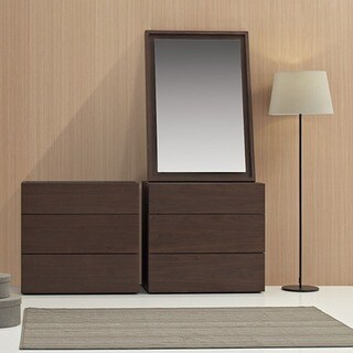 Bella Cherry Finish 3-drawer Dresser