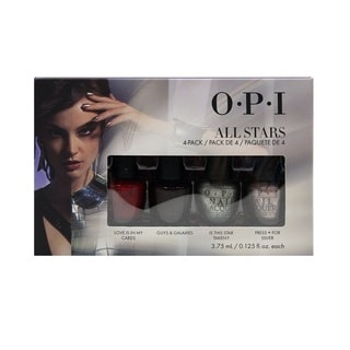 OPI 4-pack Mini All Stars