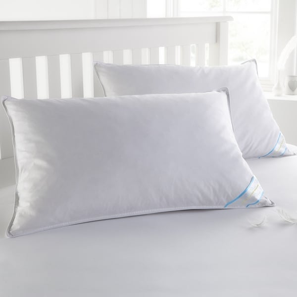Sweet Home Collection Luxury Natural Feather Bed Pillows