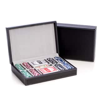 Bey Berk 'Royal Flush' Poker Set|https://ak1.ostkcdn.com/images/products/10620102/P17690436.jpg?impolicy=medium