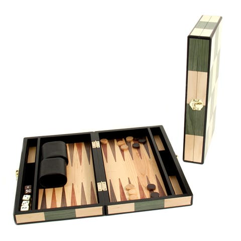 Bey Berk 'Oliver' Backgammon Set