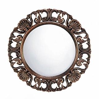 Clover Round Wall Mirror