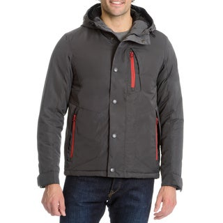 High Tech Men's Winter Jacket w/Heat Reflective Lining Inside