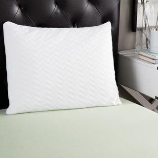 Splendorest Traditional Swirl Gel Memory Foam Pillow : Splendorest Serene-ComfortTech Side Sleeper Pillow - Free Shipping Today - Overstock.com - 17690465