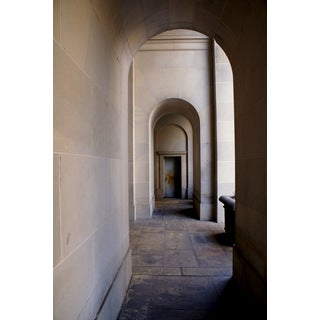 Wall Decor Prints 'DC Corridor' Print Wall Art