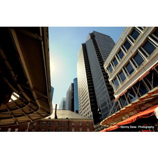 City Scape NYC Print Wall Art