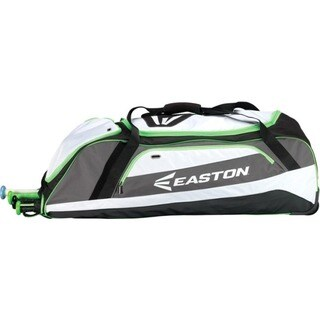 E500W Wheeled Bag BK Torq Grn
