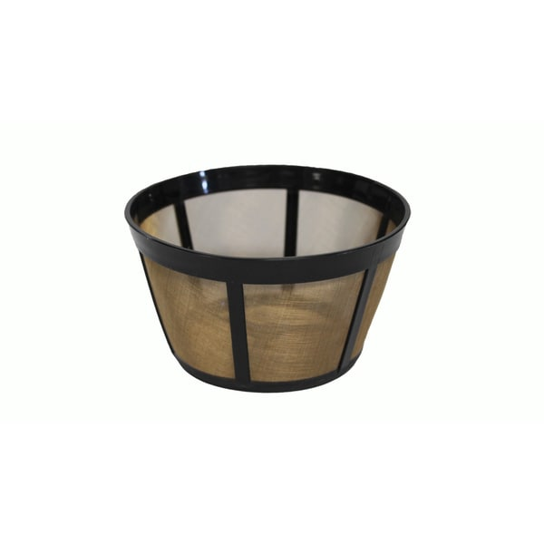 Shop Replacement Gold Tone Basket Coffee Filter Fits Bunn Coffee