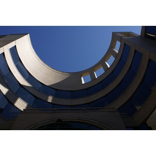 Shadow Architecture Print Wall Art