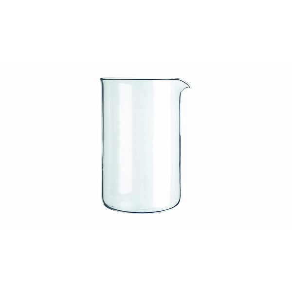 12-cup Universal French Press Glass Beaker Fits Bodum and All Brands